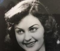 Sylviane Carpentier   1933 - 17 octobre 2017
