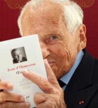 Jean d'Ormesson 16 juin 1925 - 5 décembre 2017