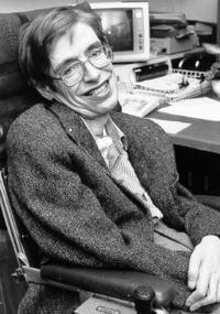 Stephen Hawking 8 janvier 1942 - 14 mars 2018