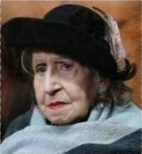Tsilla CHELTON 21 juin 1918 - 16 juillet 2012