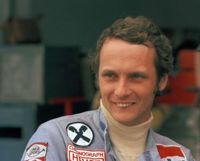 Niki Lauda 22 février 1949 - 20 mai 2019