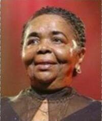 Cesária ÉVORA 27 août 1941 - 17 décembre 2011