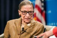 Ruth Bader Ginsburg 15 mars 1933 - 18 septembre 2020