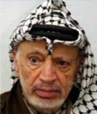 Yasser ARAFAT 24 août 1929 - 11 novembre 2004