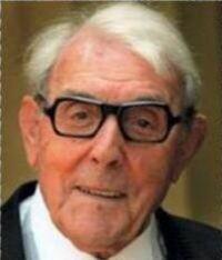 Disparition : Éric SYKES 4 mai 1923 - 4 juillet 2012