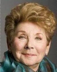 Mort : Evelyn LEAR 8 janvier 1926 - 1 juillet 2012