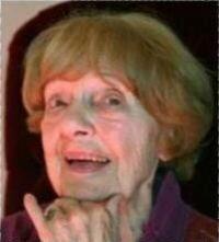 Carnet : Paulette DUBOST 8 octobre 1910 - 21 septembre 2011