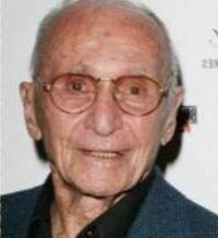 Inhumation : Arthur LAURENTS 14 juillet 1917 - 5 mai 2011