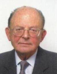 Mort : Robert FOSSIER 4 septembre 1927 - 25 mai 2012