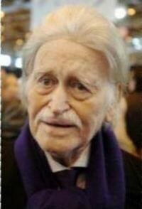 Enterrement : Georges MATHIEU 27 janvier 1921 - 10 juin 2012