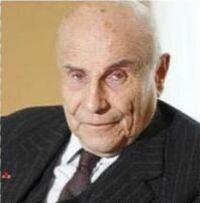 Enterrement : Antoine BERNHEIM 4 septembre 1924 - 5 juin 2012