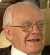 Enterrement : Jack MATTHEWS 21 juin 1920 - 18 juillet 2012