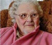 Enterrement : Florence GREEN 19 février 1901 - 4 février 2012