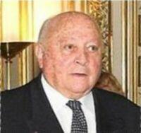 Enterrement : Roland NUNGESSER 9 octobre 1925 - 30 mars 2011