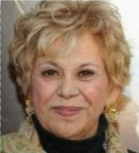 Obsèques : Lupe ONTIVEROS 17 septembre 1942 - 26 juillet 2012
