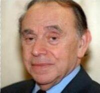 Arno LUSTIGER 7 mai 1924 - 15 mai 2012