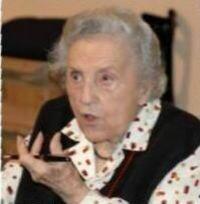 Enterrement : Lisa LONDON 15 février 1916 - 31 mars 2012