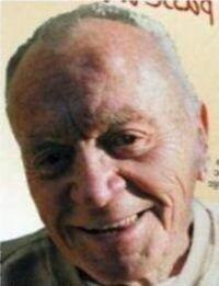 Mort : Gilbert PROUTEAU 14 juin 1917 - 2 août 2012