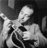 Obsèques : Django REINHARDT 23 janvier 1910 - 16 mai 1953