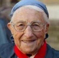 Sœur Emmanuelle 16 novembre 1908 - 20 octobre 2008