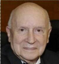 Inhumation : Jean FOYER 27 avril 1921 - 3 octobre 2008