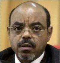 Meles ZENAWI 8 mai 1955 - 20 août 2012
