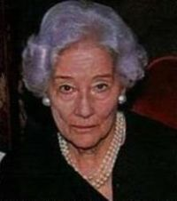 Emmanuelle de DAMPIERRE 8 novembre 1913 - 2 mai 2012