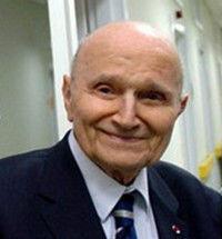 Georges MATHÉ 9 juillet 1922 - 15 octobre 2010