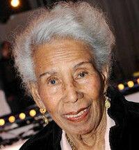 Jenny ALPHA 22 avril 1910 - 8 septembre 2010