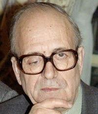 Décès : Georges BORTOLI 28 juin 1923 - 13 juillet 2010