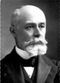 Henri BECQUEREL 15 décembre 1852 - 25 août 1908