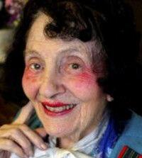 Andrée PEEL   1905 - 5 mars 2010