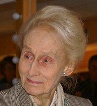 Jacqueline PERY d'ALINCOURT   1919 - 21 avril 2009