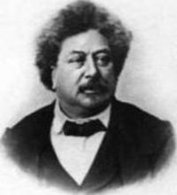 Alexandre DUMAS 24 juillet 1802 - 5 décembre 1870
