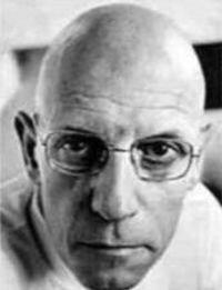 Michel FOUCAULT 15 octobre 1926 - 25 juin 1984