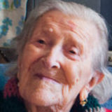 Adieu Mort à 117 ans d'Emma Morano