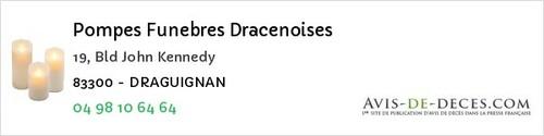 Avis De Deces Var 83 : avis de d c s a draguignan var 83 avis de ~ Dailycaller-alerts.com Idées de Décoration